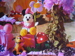 Figurines of Mickey and his friends