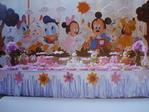 Fiestas Infantiles de Mickey y sus amiguitos