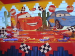 Decoraciones de cars