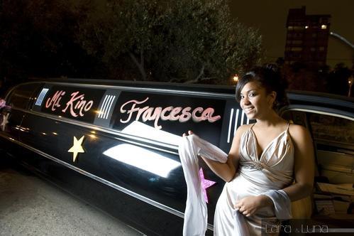 sweet sixteen limousine