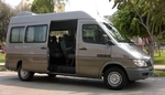 mercedes benz sprinter van rental