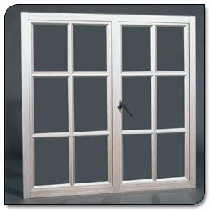 Vidrios y aluminios qlyque la red comercial for Puertas de metal con vidrio