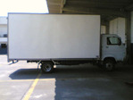 VAN OR SINGLE WITH THERMAL INSULATION