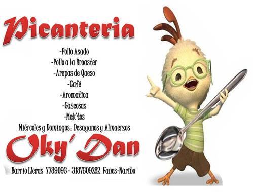 Picanteria Oky'Dan