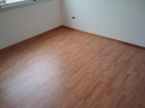 Kronotex laminate floor double-click
