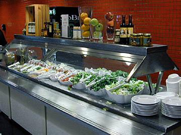 exibidoras salad