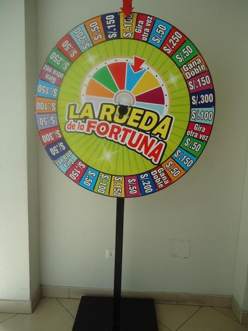 Ruleta de Juegos