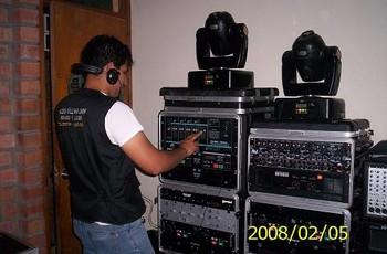 alquiler de equipo de sonido