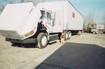 vendo2 cabezales recien enviados de USA un ford aeromax, 1995, volvo19