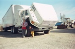 1995 ford motor aeromax cummics with closed box 48 '