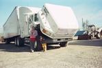 ford aeromax 1995 motor cummics con furgon 48' pies