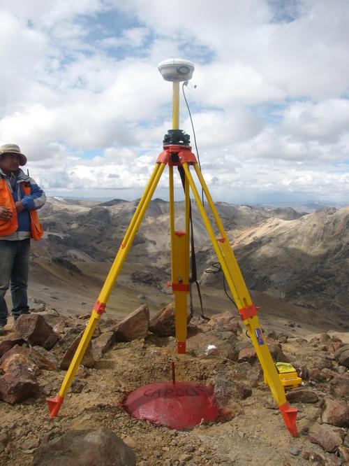 Geodesia Peruana
