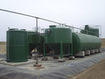 Plant Domestic Wastewater Treatment