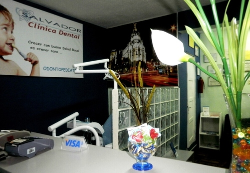 Recepcion Clinica Dental