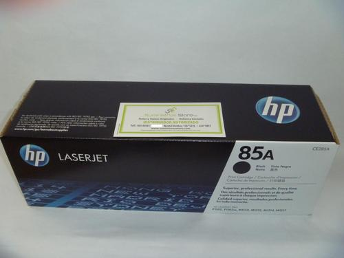 HP 85A TONER ORIGINAL DELIVERY IN LIMA PERU