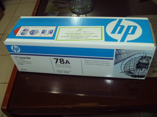 HP 78A TONER FOR P1606 ORIGINAL DELIVERY LIMA PERU