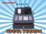SHARP registo XE-A206/22S