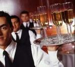 Waiters Waiters Barman Barman Bartender Service Events