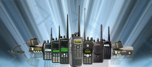 verkoop van Motorola radio's