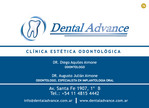 Dental Odontological Aesthetic Clinical Advance You implant dental blanqu