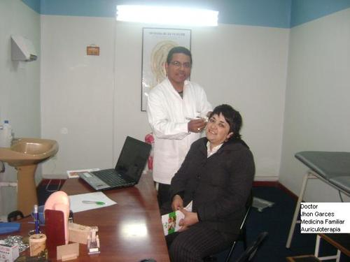 Treatment of Obesity, Auriculoterpia, Quit Smoking Program