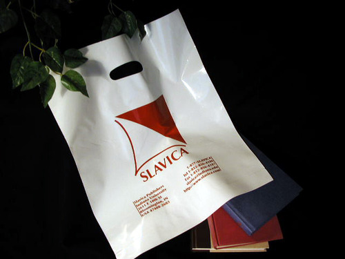 Gedrukt op Plastic zakken Procent Lima Peru en provincies