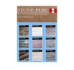 fachaleta aus Stein Peru