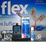 LUFLEX, semi-flexibele prothese,
