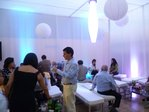 Decoracion de lamparas chinas con leds / Eventos Jorge Blas