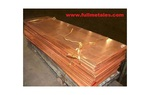 Copper strips and sheets