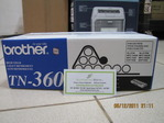Toner brother TN-360 original para HL-2140 - HL-2170W