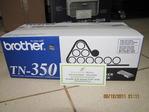 Toner brother TN-350 original Nuevo caja sellada