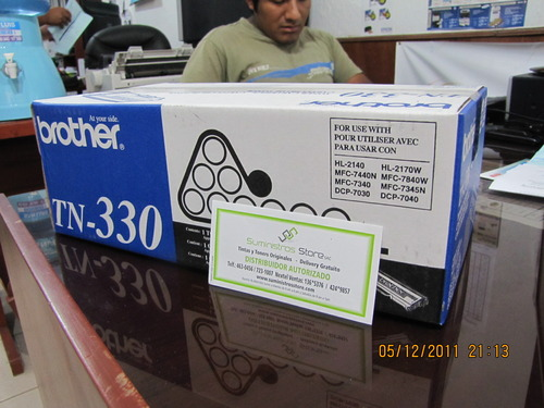 Brother TN-330 Toner original HL-2140 New for low capacity