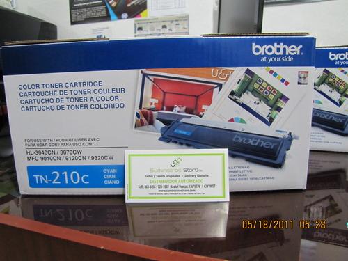 Toner Brother TN-210 Cyan original