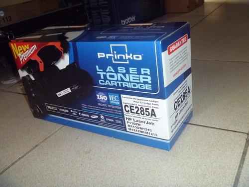 Toner compatible CE-285A para modelos HP