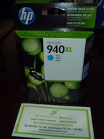 Tinta HP 940Xl cyan original delivery Lima