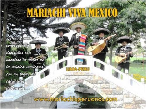 Mariachis Lima Serenatas Charros A1 Telf.: 774-4146 Nex.: 836*9566