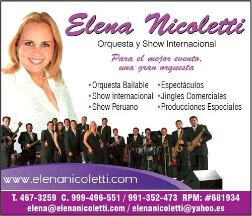 Orquesta Elena Nicoletti