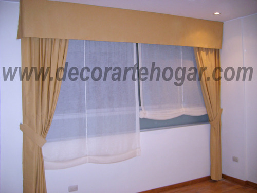 Cortinas y Estores Decorartehogar