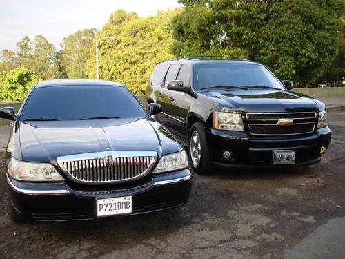 Lincoln Town Car / Suburban