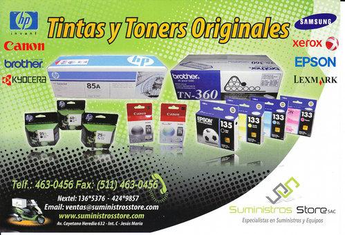 HP Toner Peru - Lima Metropolitana gratis bezorging