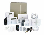 Complete Systems burglar alarm and fire