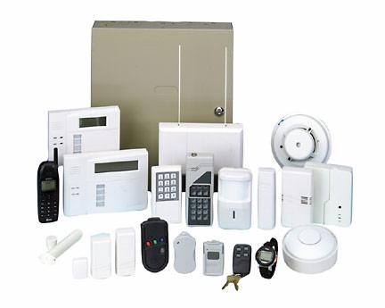 Sistemas Completos de alarma contra robo e incendio