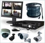Sistemas completos de CCTV