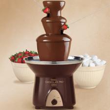 Schokoladenbrunnen mieten