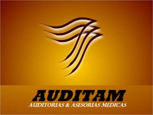 AUDITAM AUDITORIAS & ASESORIAS MEDICAS
