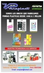 Fundas plásticas desde 1000 a 1 millon