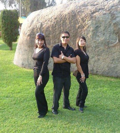Lalo Torres en Los Cóndores de Chaclacayo