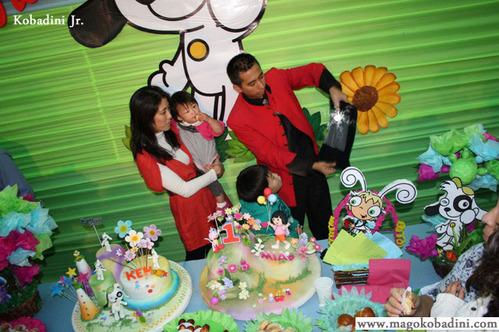 Happy Birthday Kobadini mágica jr.
