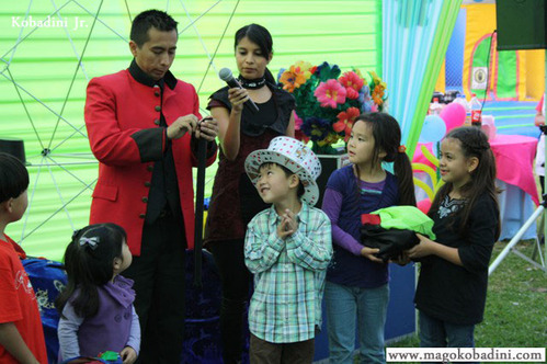 Guaranteed fun with magician jr Kobadini